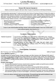 Network Design Engineer Resume 30 Professional And Well Crafted Network Engineer Resume Samples