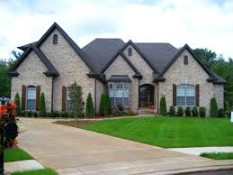 country french house plans one story best of country french homes exteriors amazing french country