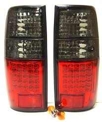 lexus lx450 price in pakistan toyota lexus land cruiser hdj 80 rear tail signal lights lamp set
