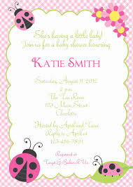 ladybug baby shower invitation baby shower ideas pinterest