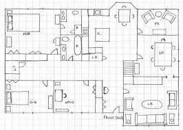 make a floorplan 8 how to draw a house floor plan for idea home zone