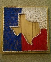 texas string and nail art