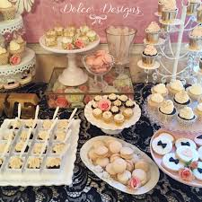 brunch table french style dessert table dolce designs