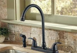 Kitchen Faucet And Sinks Delta Rubbed Bronze Kitchen Faucet Cool Delta Bronze Kitchen