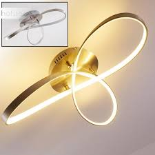Ceiling Light Led Arlena Led Ceiling Light Led Matte Nickel H167299 Illumination Co Uk
