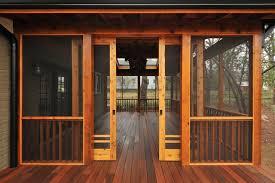 craftsman screen porch craftsman atlanta by innovative