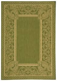 Green And Brown Area Rugs Olive Green Outdoor Area Rug Safavieh Com