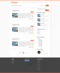 download layout html5 css3 free download html5 and css3 based md designs blogger template