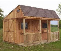 Mini Barns Michigan Krahn Outdoor Michigan