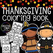 Free Thanksgiving Coloring Free Thanksgiving Coloring Pages Made By Creative Clips Clipart