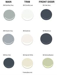 gray exterior color schemes myfavoriteheadache com