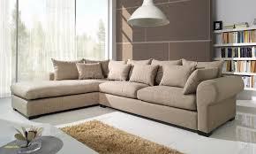 beau canapé canape angle tissu beige beau canapé d angle droit ou gauche
