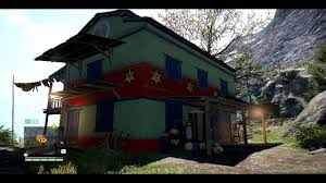 farcry 4 ghale u0027s homestead buying all upgrades youtube