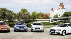 audi all models audi a4 celebrates 20th anniversary model confirmed for 2015