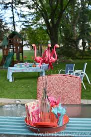 pink flamingo ideas for your next summer bash