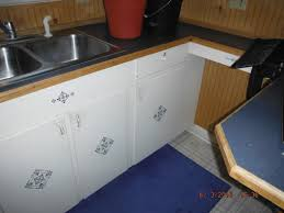 Water Damaged Kitchen Cabinets by Orion Water Damage Restoration Canton Akron Stark County And