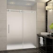 home depot glass shower doors dreamline essence 56 in to 60 in x 76 in semi frameless sliding