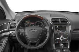 Ford Explorer 3 Rows - 2017 ford explorer deals prices incentives u0026 leases overview