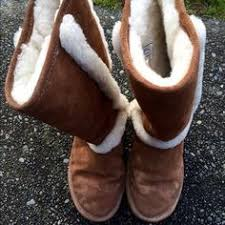 womens paw boots size 12 wishpets grizzly paws non slip slippers lg w 10 14
