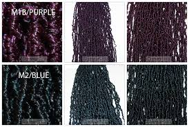 micro crochet hair bobbi boss synthetic braids micro locs 14