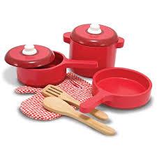 ustensiles de cuisine en bois casseroles et ustensiles de cuisine en bois la fée du jouet