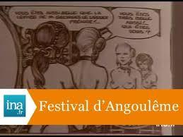 la bd érotique au festival d u0027angoulême archive ina youtube
