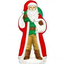 outdoor plastic lighted santa claus old world santa claus lighted plastic blow mold light up outdoor