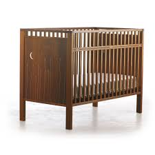 custom silver moon crib by laura rittenhouse studio furniture