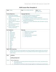 elementary lesson plan template lesson plan template freebie from