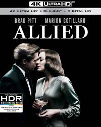 allied 4k ultra hd blu ray hd movies and movie