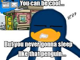 Club Penguin Memes - memes on club penguin fans deviantart