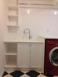 Laundry Room Clothes Rod Laundry Room Blog Scotwend Homes Ltd