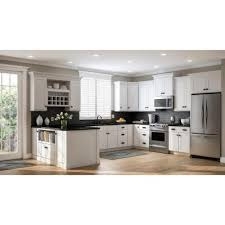 colored shaker style kitchen cabinets shaker kitchen cabinets kitchen the home depot