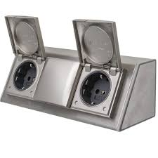 steckdosen design aufbausteckdose küche home design ideen