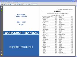 isuzu industrial diesel engine 4hk1 6hk1