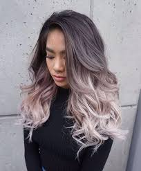 hombre style hair color for 46 year old women best 25 grey ombre hair ideas on pinterest black and grey hair