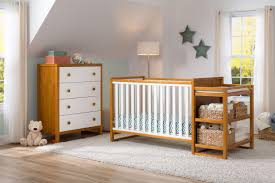 Convertible Crib Changing Table by Delta Crib And Changing Table Combo Instructions Creative Ideas