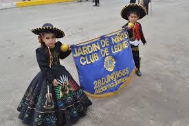 imagenes de la revolucion mexicana en preescolar desfila la comunidad preescolar conmemorando el 104 aniversario de