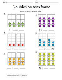 grade 1 free common core math worksheets biglearners