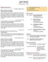 One Page Resume Samples by Interior Design Resume Template Interior Design Resume Template