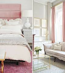 Blush Pink Decor by Home Inspiration Decorating With Blush Pink The Green Eyed