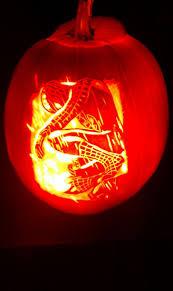 dragon pumpkin carving ideas decoration ideas breathtaking picture of lighted lantern spiderman
