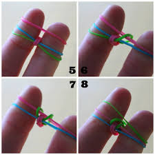 bracelet made from rubber bands images Rubber band bracelets without the loom a girl and a glue gun jpg