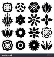 black and white flower nails diy easy daisy nail art design clipgoo