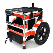 Golf Cart Flags Delta Cart 11 American Flag U2013 Delta Disc Golf