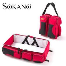 Jual Mummy kelebihan beli sokano 5 in 1 mummy essential bag free
