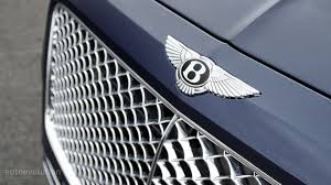 bentley grill 2016 bentley bentayga w12 review autoevolution