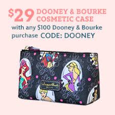 dooney u0026 bourke cosmetic case for 29 with purchase shesaved