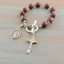 rosary bracelets 114 best rosary bracelets prayer images on