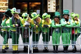 guinness rejoins new york s st s day parade as sponsor wsj